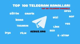 En Büyük Telegram Kanalları TOP 100 Telegram Channels 2