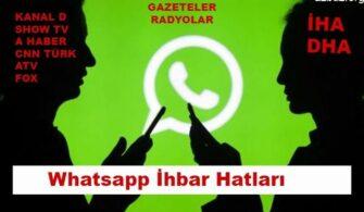 whatsapp-ihbar-hatlari-guuncel-2020