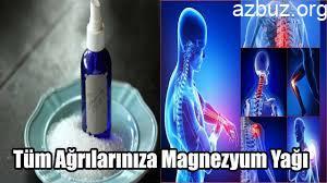 Magnezyum Yağının Faydaları… 2