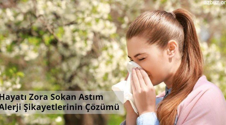 Astım- Alerjinin Çözümü İçin Hemobiyografik Kan Analizi Önemlidir 1
