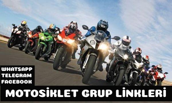 Türkiye Motosiklet Grupları - Motosiklet whatsapp - telegram-facebook 1