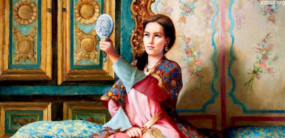 Saray Kadınları Güzelleşmek İçin Neler Yapıyorlardı? 2