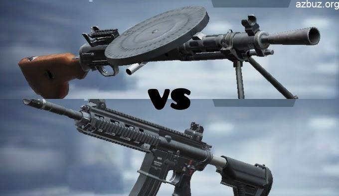 PUPG En Etkili Silah Seçimi 3