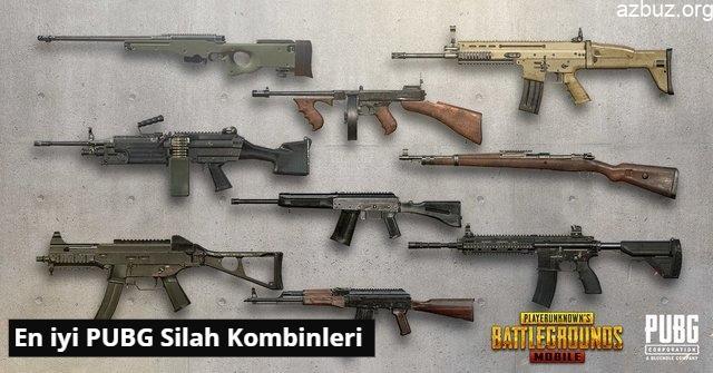 PUPG En Etkili Silah Seçimi 1