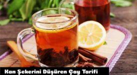 Şeker Hastaları İçin Kan Şekerini Düşüren Çay 2