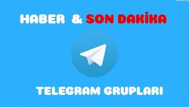 Haber Telegram Grupları - Kanalları 1