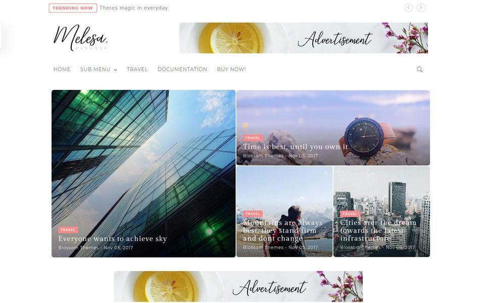 En İyi Blogger Temaları - Portal Blogger Temaları - Tema Arşivi #1 7