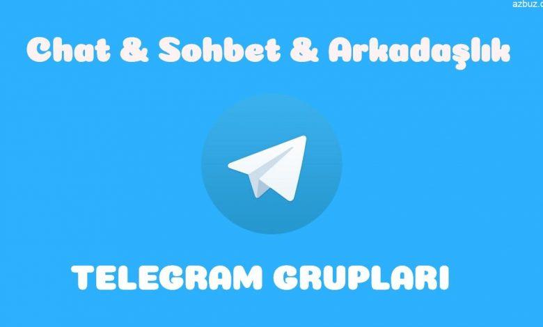 Aşk - Sohbet - Arkadaşlık Telegram Grupları 1