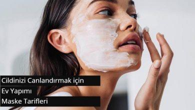 Cildinizi Canlandırmak için Ev Yapımı Maske Tarifleri 1