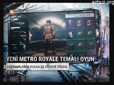 PUBG Mobile Metro Royal Güncellemesi İnceleme 2
