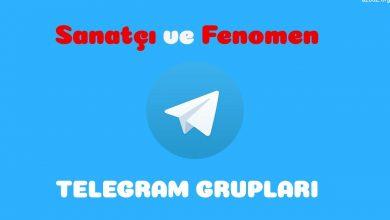 Ünlü - Fenomen Telegram Kanalları 1