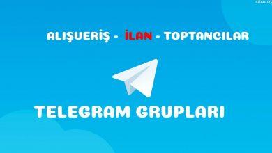 Alışveriş - Ticaret ve Toptancılar Telegram Grupları 1