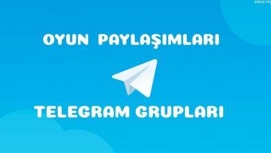 Oyun Telegram Grupları 1