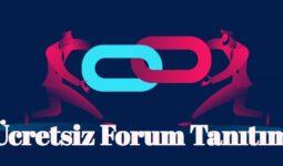 Ücretsiz Forum Tanıtımı Yapılabilecek Siteler 15