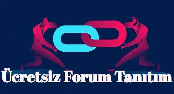 Ücretsiz Forum Tanıtımı Yapılabilecek Siteler 4