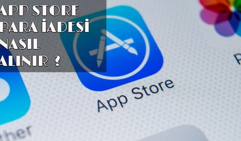 App Store'dan Para İadesi Nasıl Alınır? 1