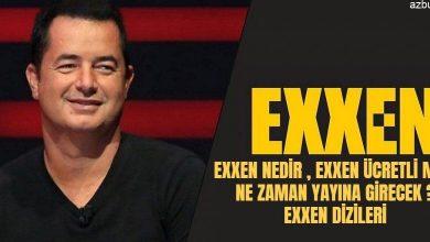 EXXEN Nedir ? Exxen Dizileri, Exxen Programları - Exxen Acun Ilıcalı 1