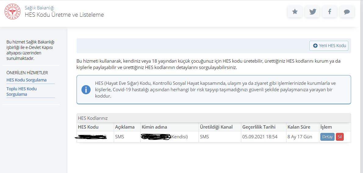İstanbulkart HES Kodu Ekleme - Eşleştirme İşlemi Nasıl Yapılır ? 3