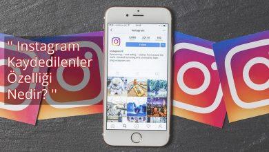 Instagram Kaydedilenler Özelliği Nedir? 1