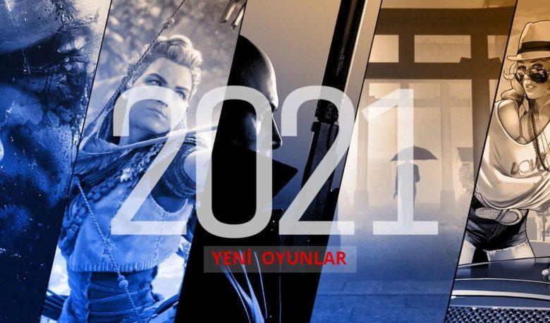 2021 De Çıkacak Bilgisayar Oyunları... 1