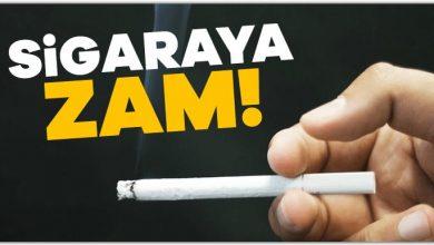 2021 Ocak Zamlı Sigara Fiyatları 7