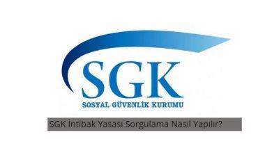 SGK İntibak Yasası Sorgulama Nasıl Yapılır? 1