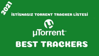2021 Ocak İstisnasız Çalışan Torrent Tracker Listesi - Best Torrent Trackers January 2021 1