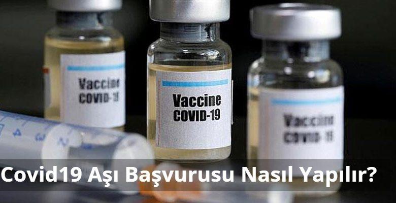 Covid19 Aşı Başvurusu Nasıl Yapılır? Korona Aşı Sırası 1