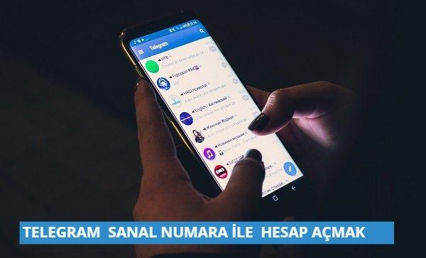 Telegram Mobil Onay - Telegram Numara Onay 1
