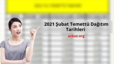 BIST Şirketleri Nakit Temettü Dağıtım Tarihleri 12.02.2021 9